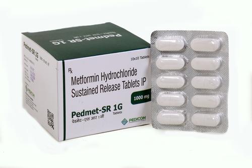 METFORMINE SR 1GM