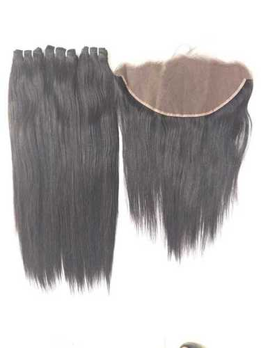 Raw Indian Hair  Remy Virgin Straight  Unprocessed Cuticle Aligned hair