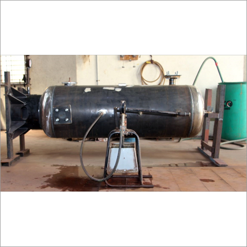 Hydraulic Pressure Checking Tank
