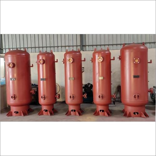 Mild Steel Air Compressor Tank