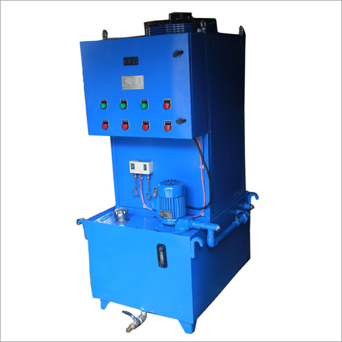 Industrial Spindle And Coolant Chiller