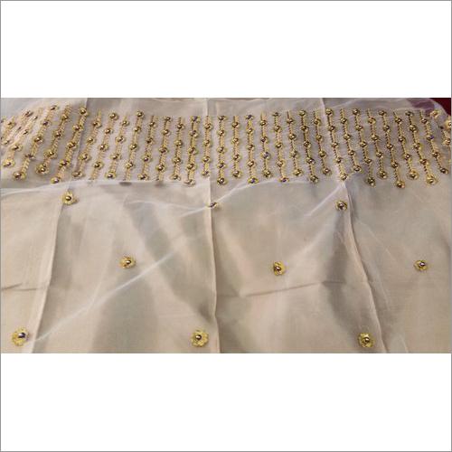 Net Handwork Fabric