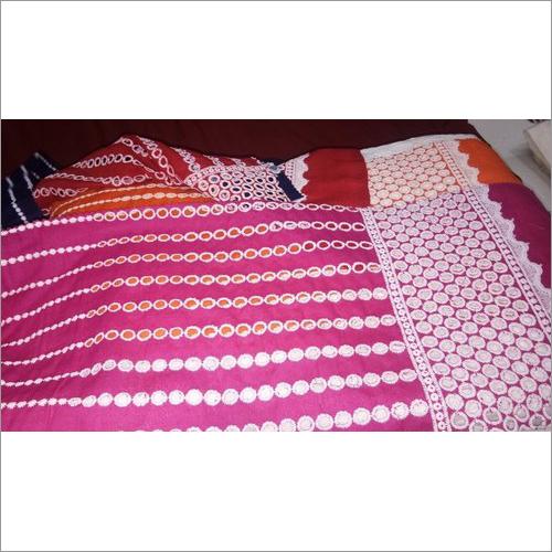 Cotton Chicken Work Fabric