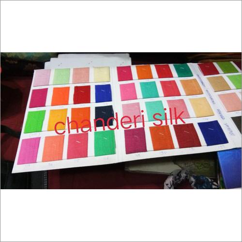 Chanderi Silk Fabric