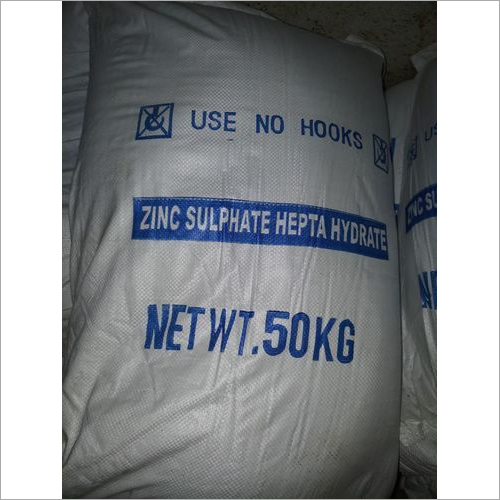 Zinc Sulphate Heptahydrate Powder