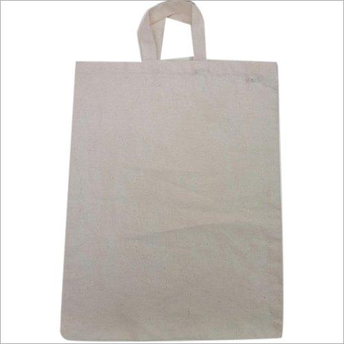 Loop Handle Plain Cotton Bags