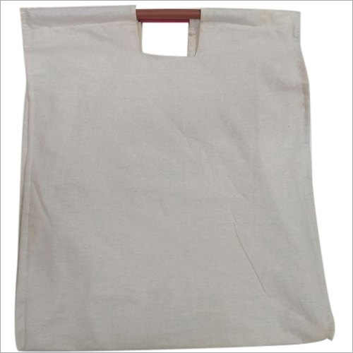 Fancy Plain Cotton Bags