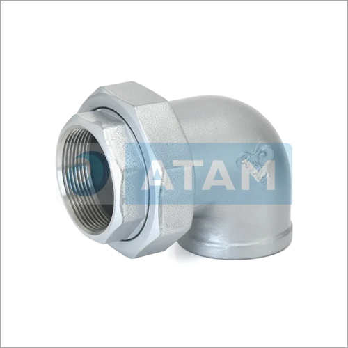 Stainless Steel Elbow Union