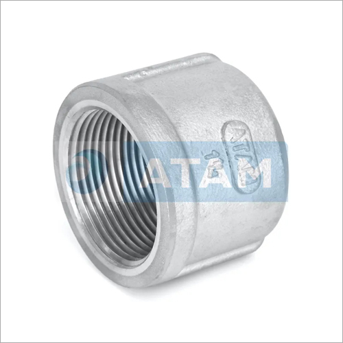Stainless Steel Pipe Round Cap