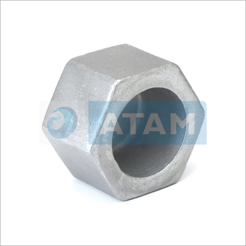 Stainless Steel Pipe Hex Cap