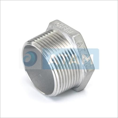 Stainless Steel Pipe Hex Head Plug