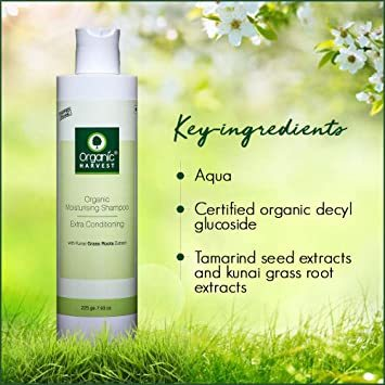 Organic Harvest Extra Conditioning Shampoo