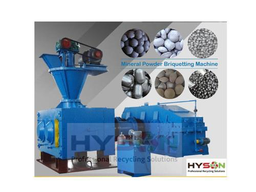 Mineral Briquetting Machine