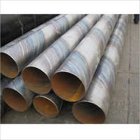 MS Spiral Welded Pipe