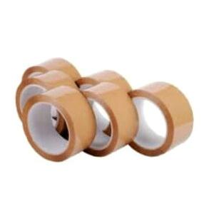 Brown BOPP Packaging Tape