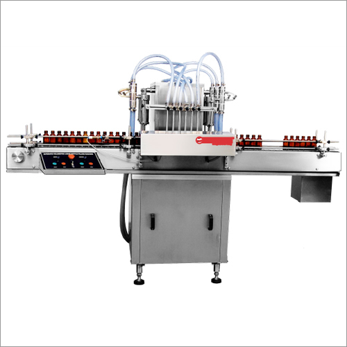 Automatic Four, Six & Eight Head Filling Machine
