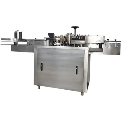 Automatic High-Speed Glue Labelling Machine