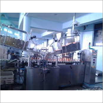 Linear Automatic Tube Filling Machine