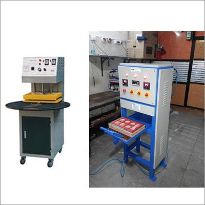 Manual Blister Sealing Machine