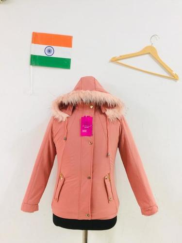 Girlish TPU Jacket