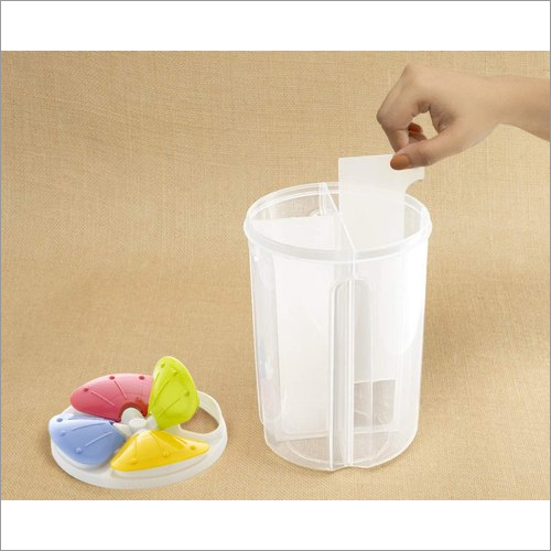4 in 1 Air Tight Container