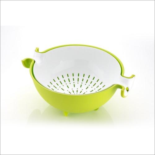 Double Layer Washing Basket