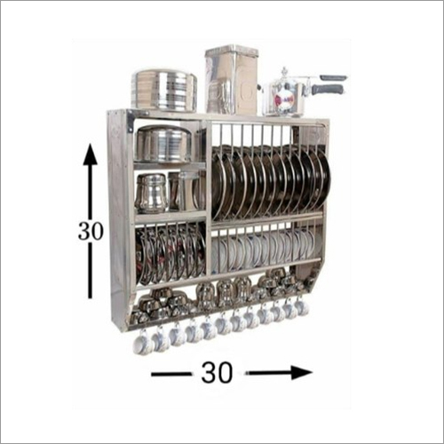 30x30 Steel Rack