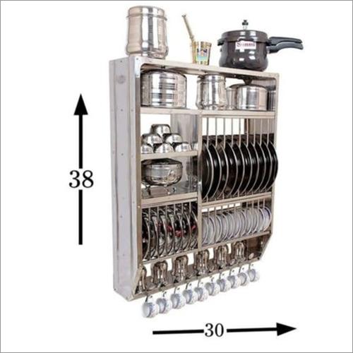 38x30 Steel Rack