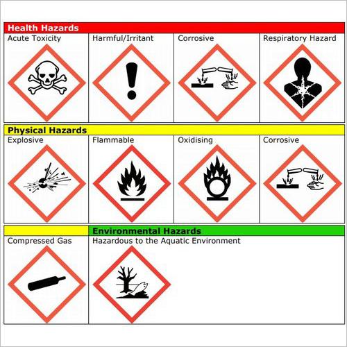 Safety Sticker