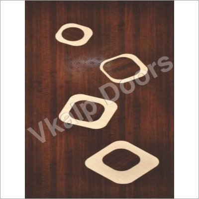 Polished Paper Laminated Door