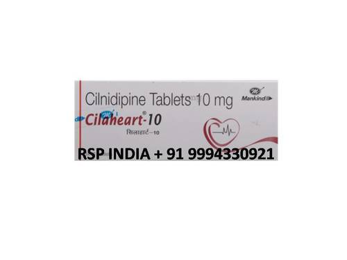Cilaheart 10mg Tablets