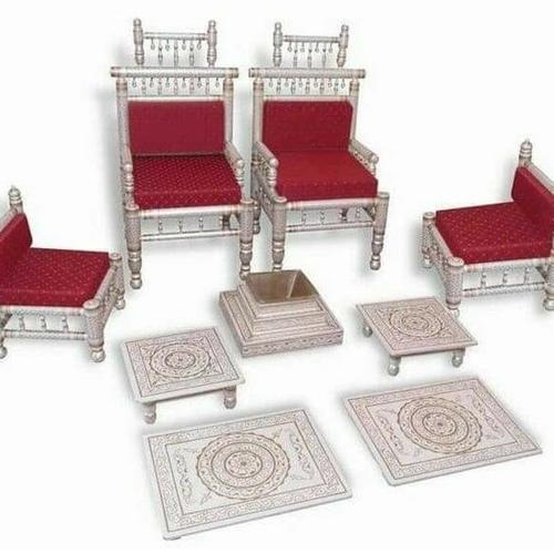 Mandup Chairs Set