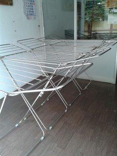 Ss Dryer Floor Stands