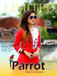 Aardhna Fashion By Parrot Vol-6