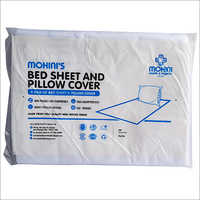 High Quality Non Woven Bed Sheet and Pillow Cover
