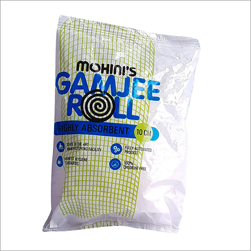 10 cm Highly Absorbent Cotton Wool Roll