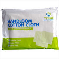 Hydrogen Peroxide Bleach Handloom Cotton Cloth