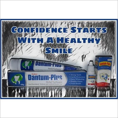Dantum Tooth Paste