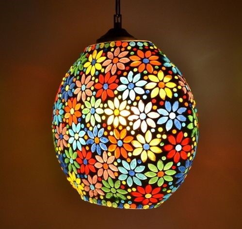 Multicolor Decorative Residential Hanging,Glass Hanging ,Mosaic Hanging