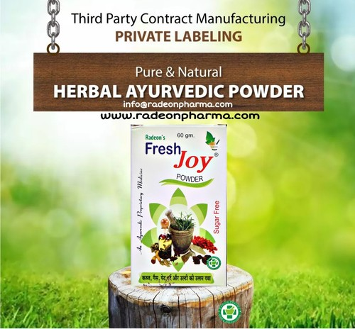 FreshJoy Powder