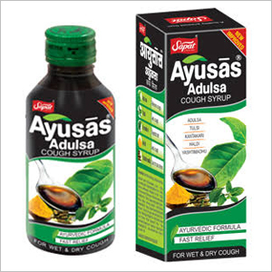 Ayusa Adulsa Cough Syrup