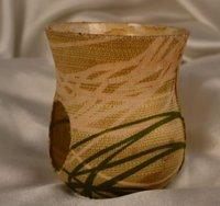 Aroma Oil Burner Glass Candle Holder