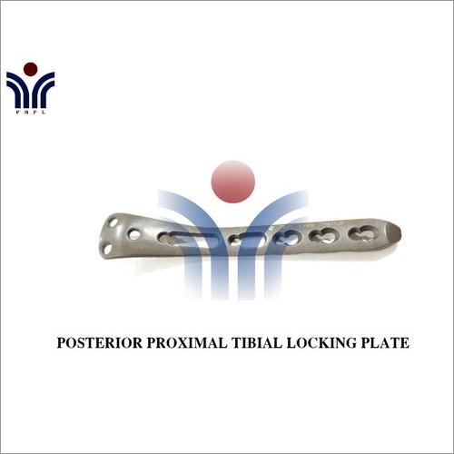 Posterior Proximal Tibial Locking Plate