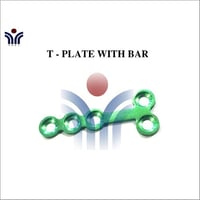 T Plate With Bar