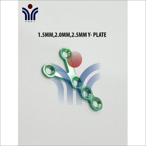Y Plate