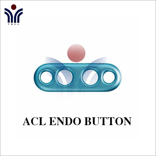 ACL Endo Button Plate