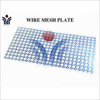 Wire Mesh Plate