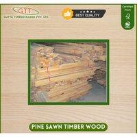 Pine Wood Sawn Timber Wood