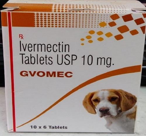 Ivermectin Tablets USP 10 mg