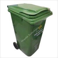 Wheelie Plastic Garbage Bin